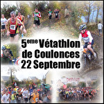 5e Vétathlon de Coulonces le 22 septembre